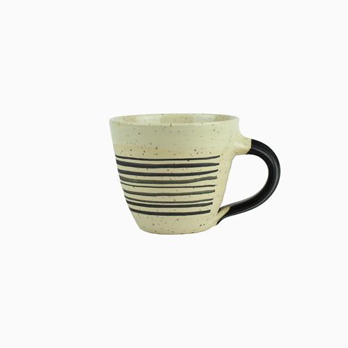 Kaffekopp Keramik Smalrandig