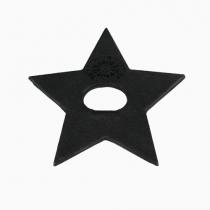 Flasköppnare Gjutjärn Stjärna