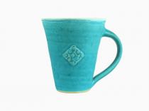 Keramik Mugg Turkos